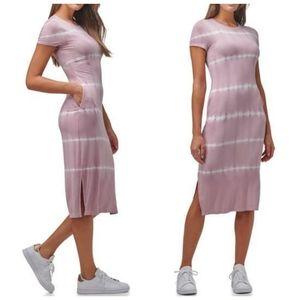 NEW Mark New York tie dye t-shirt dress